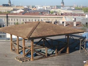 Lapeņu jumti