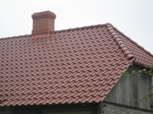 Черепичные крыши